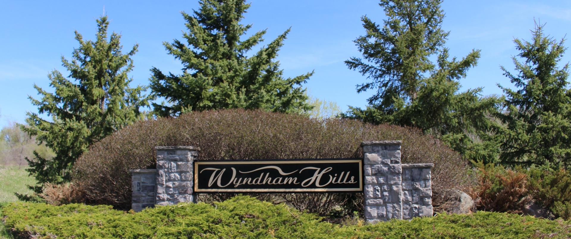 Wyndham Hills Development - Hastings Premier Developement