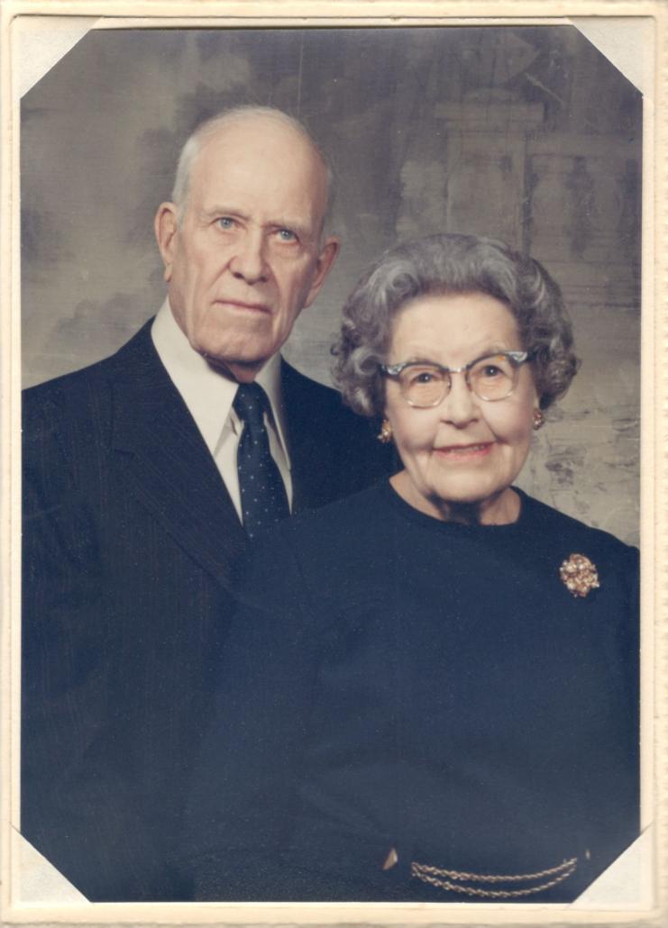 Carl and Theresa Wallin
