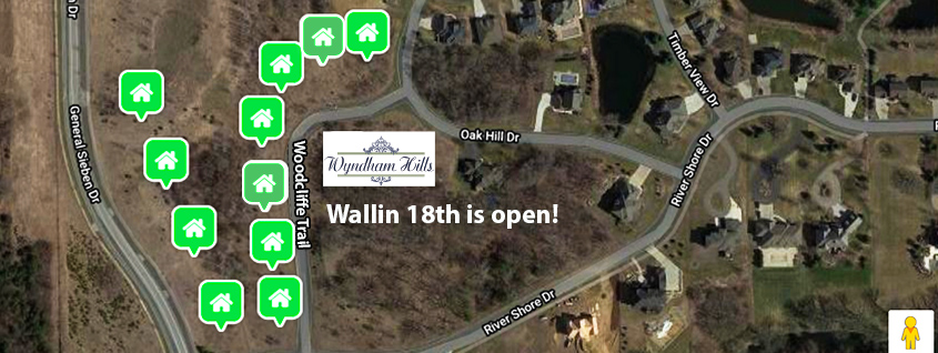 Wallin 18th Is Now Open