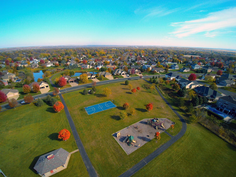 Wallin Park - Aerial Image